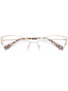 """очки Foiano в оправе """"кошачий глаз"""" Roberto Cavalli"""