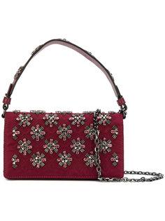 декорированная сумка Cleo Tory Burch