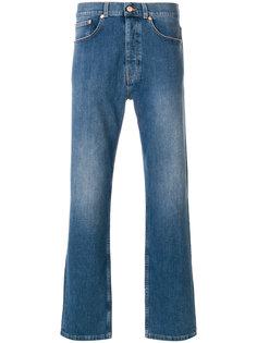 джинсы прямого кроя Tom Wood