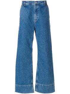 широкие джинсы Tom Wood
