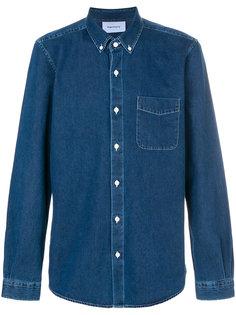 джиновая рубашка Harmony Paris