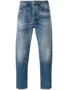 укороченые джинсы в винтажном стиле Harmony Paris