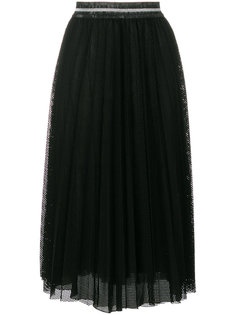 pleated skirt  Luisa Cerano