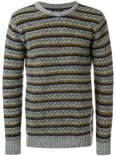 полосатый свитер Howlin