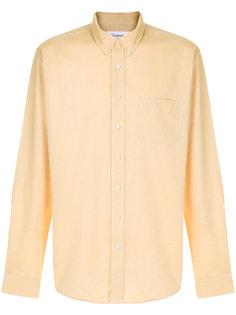рубашка с нагрудным карманом Schnaydermans Schnaydermans