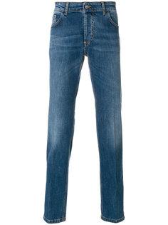 джинсы прямого кроя Entre Amis