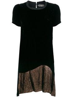 платье с панельным дизайном Cotélac
