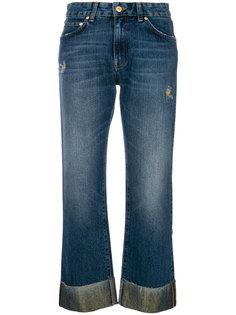 укороченные джинсы клеш  Department 5