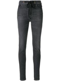 джинсы скинни с поясом The Seafarer