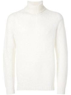 свитер с высокой горловиной Howlin