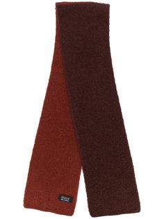 шарф с контрастным дизайном Howlin