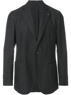классический пиджак с застежкой на две пуговицы Gabriele Pasini