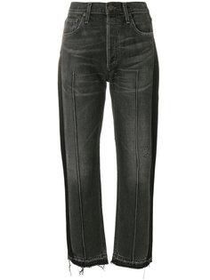 укороченные джинсы с необработанными краями Citizens Of Humanity