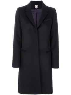 классическое приталенное пальто Ines De La Fressange