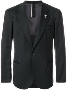 классический однобортный пиджак Low Brand