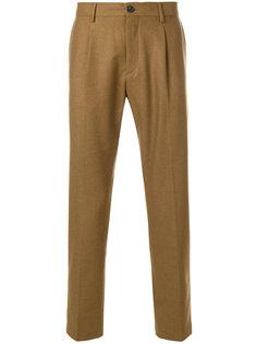 классические брюки-чинос Low Brand
