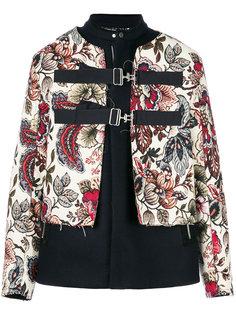 многослойная куртка Oamc