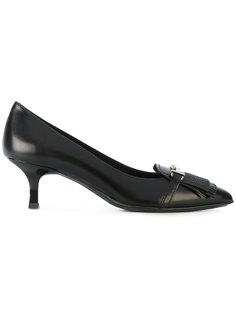 классические туфли-лодочки с бахромой Tods Tod`S