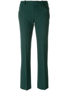 брюки кроя слим Chloé