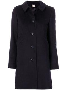 классическое пальто на пуговицах Ines De La Fressange
