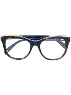 очки с металлическими деталями Balmain