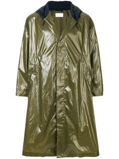 водонепроницаемое пальто с капюшоном Reality Studio