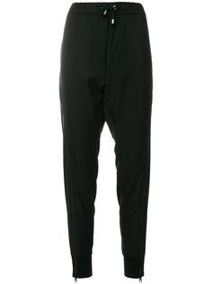 спортивные брюки с манжетами на молнии  Wunderkind