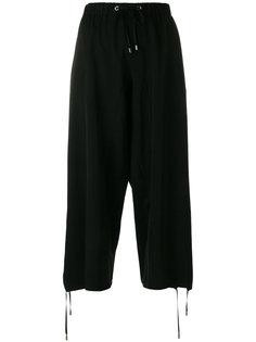 укороченные спортивные брюки Wunderkind