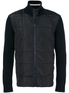 куртка со стегаными панелями Z Zegna