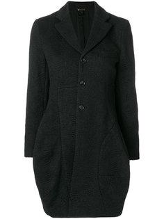 текстурированное пальто Comme Des Garçons