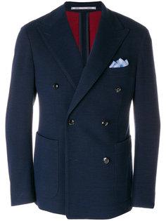двубортный пиджак Cantarelli