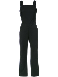 straight neck jumpsuit Andrea Marques