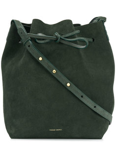 сумка-мешок с логотипом Mansur Gavriel