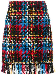 юбка с оборками Sonia Rykiel