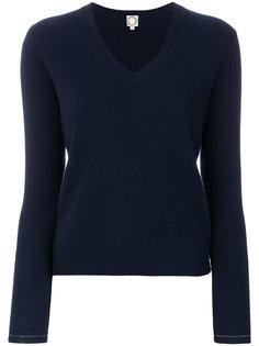 трикотажный свитер Ines De La Fressange
