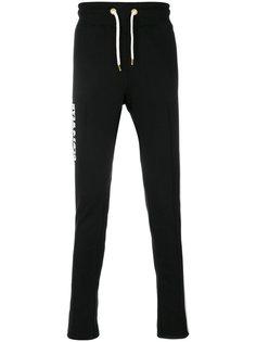 брюки кроя слим с эластичным поясом Gcds