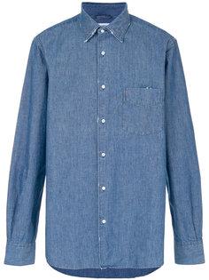 классическая рубашка мешковатого кроя Aspesi