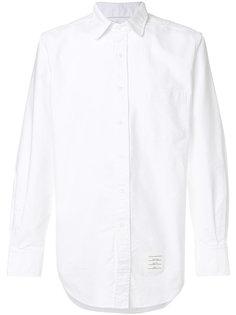 рубашка с закругленным воротником Thom Browne