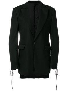 пиджак с завязками D.Gnak
