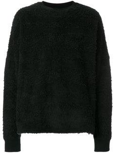пуловер мешковатого кроя White Mountaineering