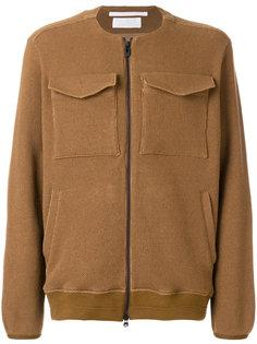 куртка без воротника White Mountaineering