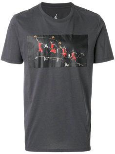 футболка с фото Air Jordan Dry Flight Nike