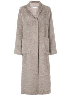 однобортное пальто  Gentry Portofino