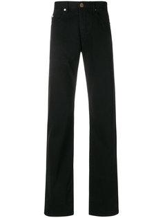 джинсы стандартного кроя Armani Collezioni