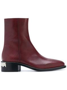 ботинки Trap на молнии Dsquared2