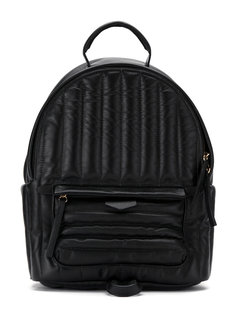 quilted backpack Sarah Chofakian