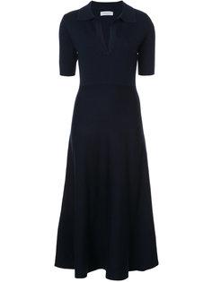 Bourgeois knit polo dress Gabriela Hearst