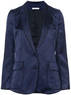 классический приталенный пиджак 6397