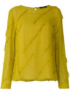 блузка с бахромой Odeeh