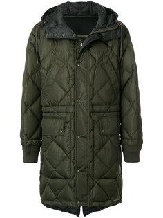 стеганая куртка Alban Moncler
